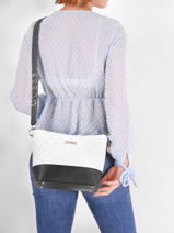 Illy Crossbody Bag Guess Black illy VG797001-vue-porte