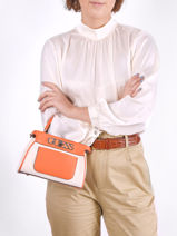 Mini Sac Uptown Chic Guess Orange uptown chic HG730173-vue-porte