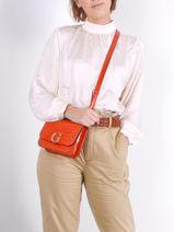 Corily Crossbody Bag Guess Orange corily CG799178-vue-porte