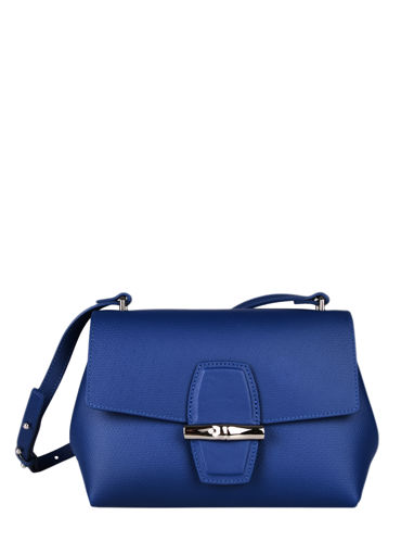 Longchamp Roseau Messenger bag Blue