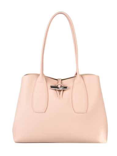 Longchamp Roseau Hobo bag Pink