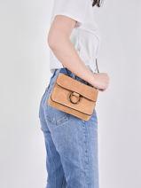 Shoulder Bag Velvet Milano velvet VE17111-vue-porte