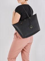 Shoulder Bag Merrimack Lauren ralph lauren Black merrimack 31752879-vue-porte