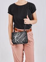 Crossbody Bag Merrimack Lauren ralph lauren merrimack 31747444-vue-porte