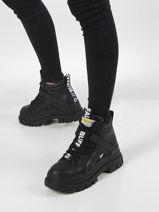 Sneakers aspha nc mid-BUFFALO-vue-porte