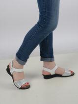 Sandals pattie-MEPHISTO-vue-porte