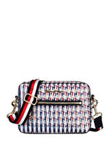 Sac Bandoulière Iconic Tommy Tommy hilfiger iconic tommy AW10035