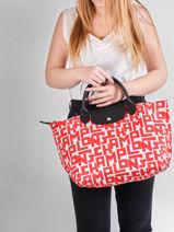 Longchamp Le pliage lgp Handbag-vue-porte