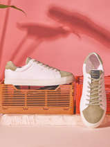 Spark clay sneakers -SCHMOOVE