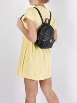 Dilla Backpack Guess Black dilla SG796832-vue-porte