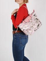 Longchamp Le pliage bouquet Hobo bag-vue-porte