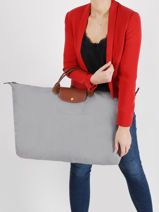Longchamp Travel bag-vue-porte