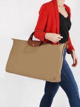 Longchamp Le pliage Travel bag-vue-porte