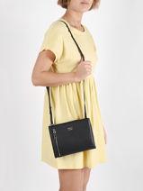 Naya Crossbody Bag Guess Black naya VG788170-vue-porte