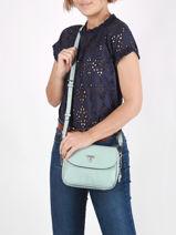 Destiny Crossbody Bag Guess Blue destiny VY787820-vue-porte