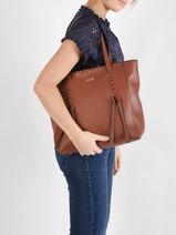 Estrosa Shoulder Bag Liu jo estrosa AA1001-vue-porte