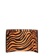 Porte-cartes Porte-monnaie Mary Miniprix Orange mary F614-vue-porte