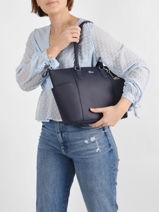 Shoulder Bag Daily Classic Lacoste Blue daily classic NF3421DC-vue-porte