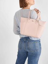 Shoulder Bag Daily Classic Lacoste daily classic NF3421DC-vue-porte
