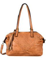 Shoulder Bag Aude Miniprix Brown aude MD8211