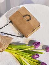 Shoulder Bag Velvet Milano Beige velvet VE180602