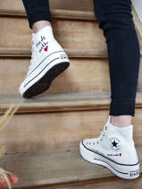 Chuck taylor all star lift sneakers-CONVERSE