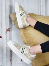 Plato m derby platform sneakers-NO NAME