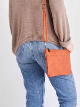 Crossbody Bag Irem Miniprix Orange irem MD1045-vue-porte