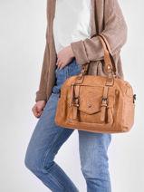 Shoulder Bag Irem Miniprix Black irem 6411-vue-porte