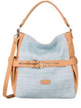 Calanque Shoulder Bag Torrow Blue calanque TCAL02