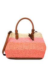 Sac à Main Mini Marcy Ii Paille Crochetée Lauren ralph lauren dryden 31826568