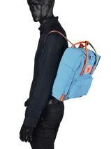 Backpack 1 Compartment Fjallraven kanken 23620-vue-porte