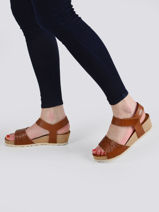 Sandals raphaela-MEPHISTO-vue-porte
