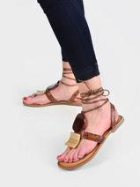 Sandales vorkuta-GIOSEPPO-vue-porte