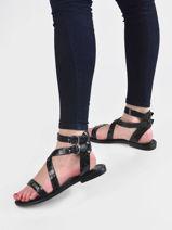 Oceania sandals-LES TROPEZIENNES-vue-porte