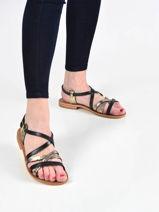 Sandales hapax-LES TROPEZIENNES-vue-porte