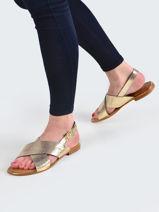 Sandals hiliana-LES TROPEZIENNES-vue-porte