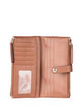 Wallet Fiorelli Brown core FWS0160-vue-porte