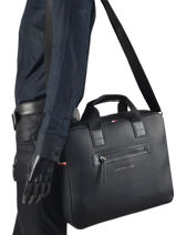1 Compartment Briefcase + 15