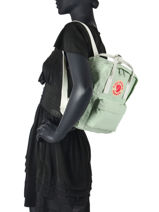 Backpack Kånken 1 Compartment Fjallraven kanken 23561-vue-porte