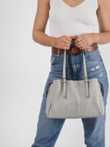 Shoulder Bag Sable Miniprix Gray sable 1-vue-porte
