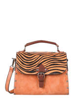 Satchel Mary Miniprix Orange mary MD5031