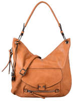 Shoulder Bag Dea Miniprix Brown dea MD8232