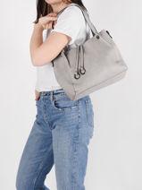 Shopper Classic Miniprix Gray classic F5679-vue-porte