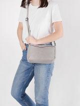 Shoulder Bag Classic Miniprix Gray classic Z83022-vue-porte