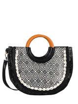Handbag Ethnic Miniprix Black ethnic BV20028
