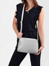 Crossbody Bag Sable Miniprix Gray sable 2-vue-porte