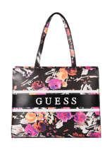 Monique Floral Tote Bag Guess Multicolor monique SF789423