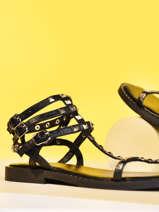 Sandale avec brides coralie-LES TROPEZIENNES