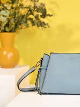 Shoulder Bag Sable Miniprix Blue sable R1549